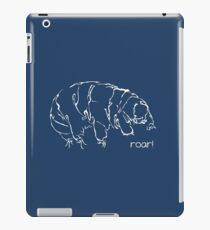Oh Noes a Water Bear!  iPad Case/Skin