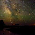 Milky Way from Olympic Coast by BobbiFox