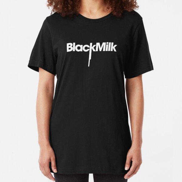 Black Milk Slim Fit T-Shirt
