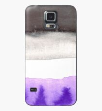 Asexual pride flag Case/Skin for Samsung Galaxy