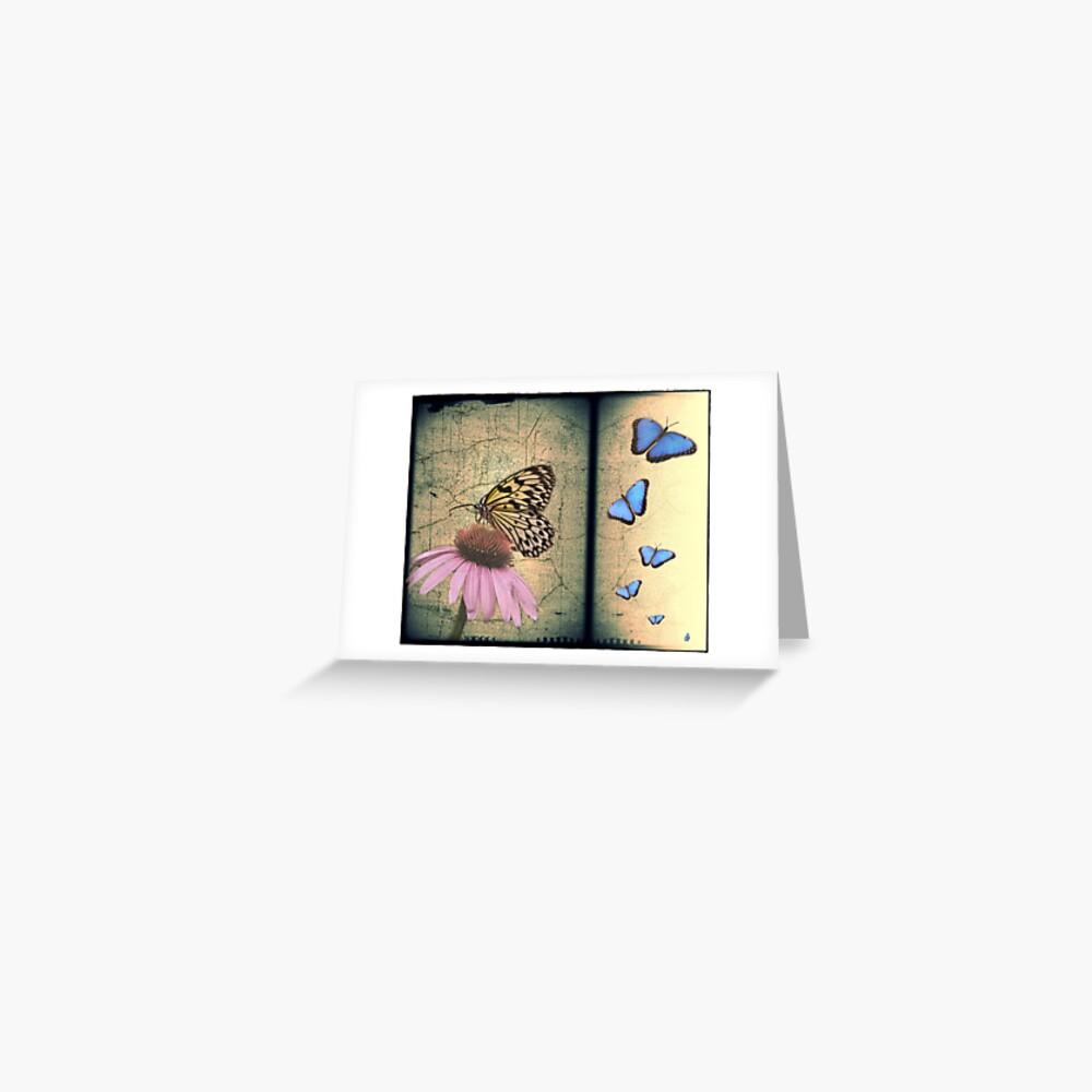 Tiny dancer Grußkarte