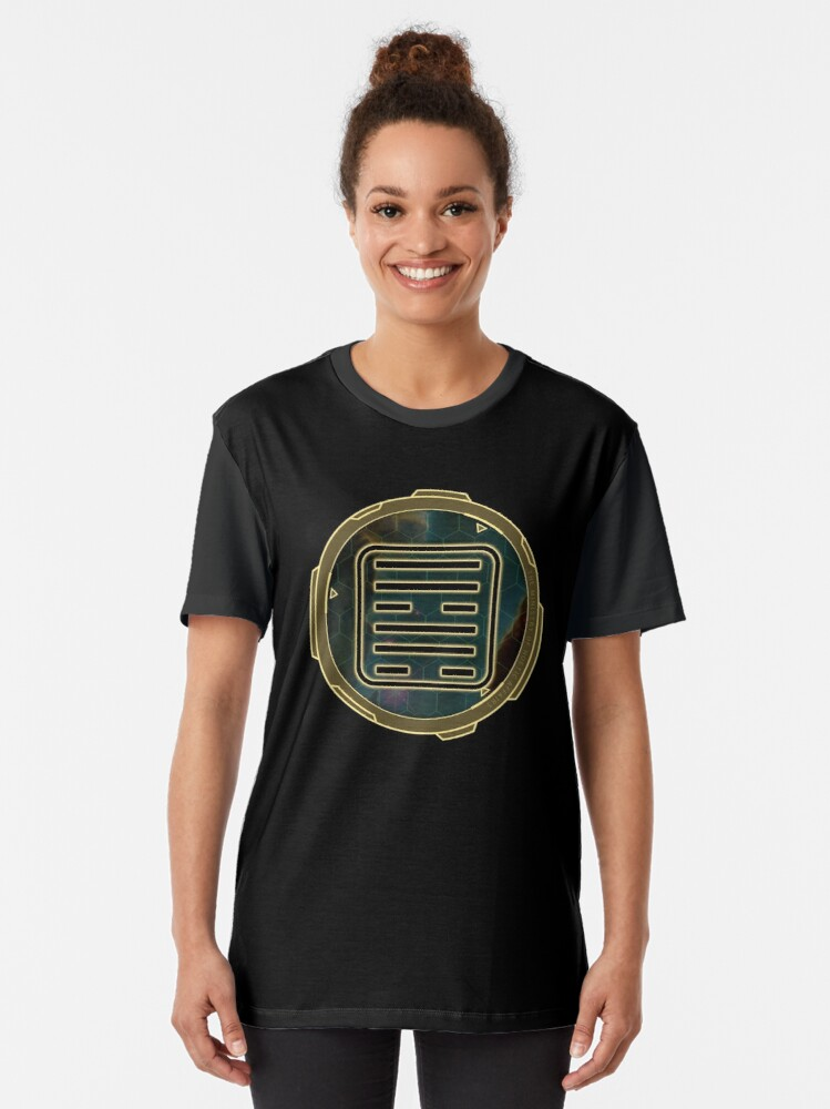 Alternate view of The Ministry of Noetic Affairs Graphic T-Shirt