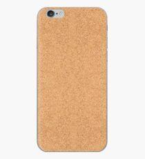 Cork iPhone Case