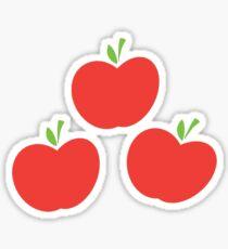 Applejack Cutie Mark Sticker