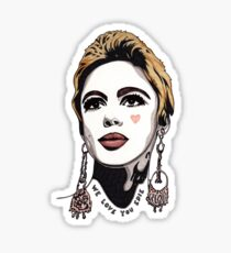 We Love You Edie t-shirt Sticker