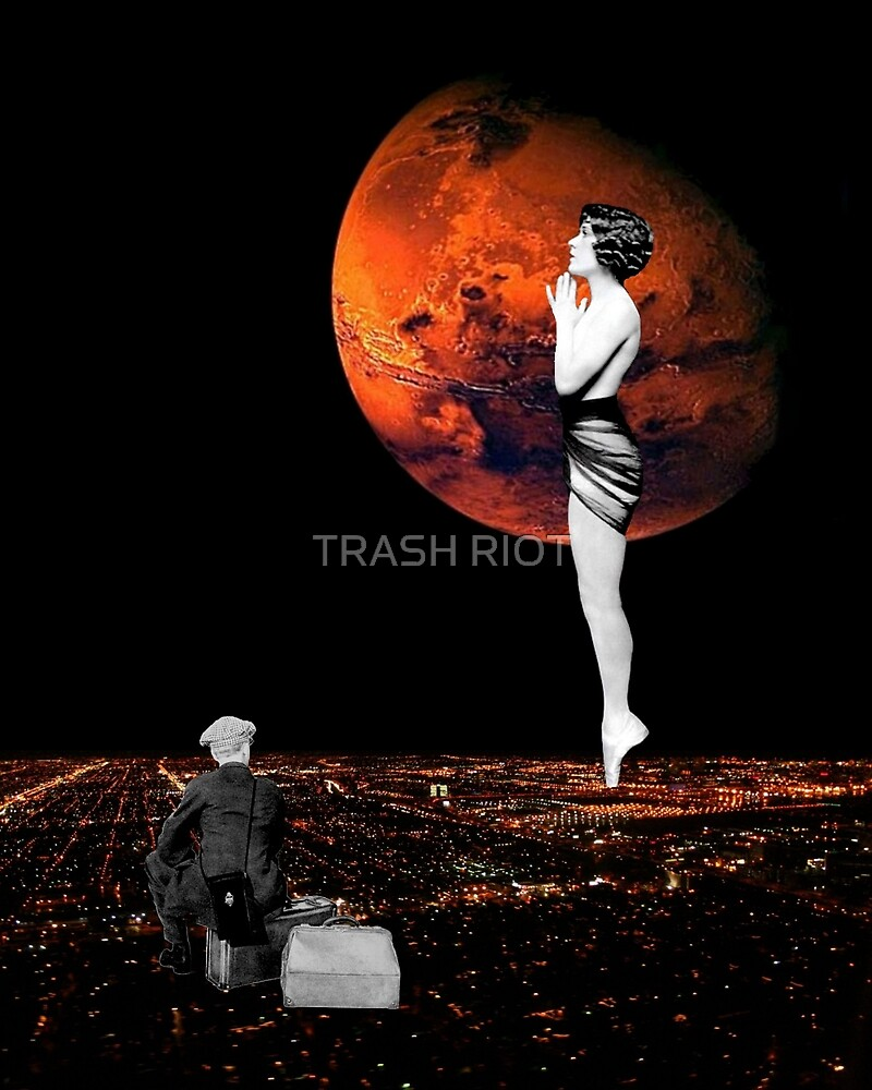 Blood Moon by TRASH RIOT