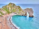 The Classic - Durdle Door - HDR by Colin  Williams Photography
