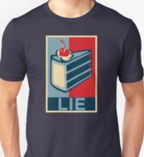 Vote for Cake! Unisex T-Shirt