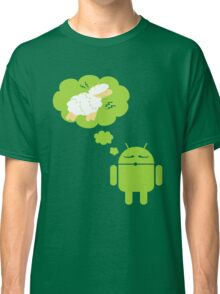 DROID Dreaming of an Electric Sheep Classic T-Shirt