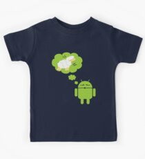 DROID Dreaming of an Electric Sheep Kids Tee