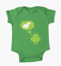 DROID Dreaming of an Electric Sheep One Piece - Short Sleeve