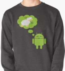 DROID Dreaming of an Electric Sheep Pullover