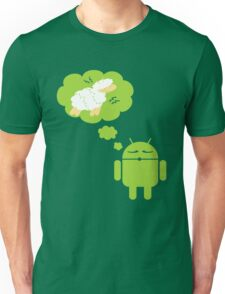 DROID Dreaming of an Electric Sheep Unisex T-Shirt