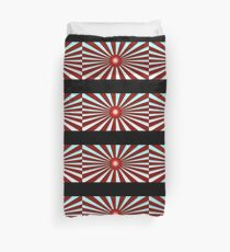 Rising Sun Flag iPhone / Samsung Galaxy Case Duvet Cover