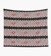 Rising Sun Flag iPhone / Samsung Galaxy Case Wall Tapestry