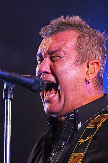 Jimmy Barnes by Darren Stones