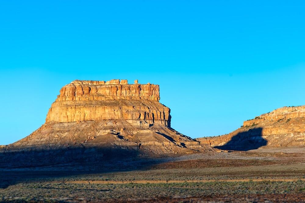 Fajada Butte by james smith