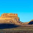 Fajada Butte by james smith