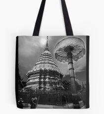 Chiangmai Thailand Tote Bag