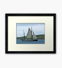 Tall Ships Race 2011 Framed Print