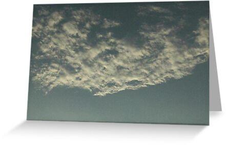 Sky Or Ocean ? 2 by dge357