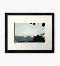 SunDown  Collection  Framed Print
