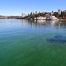 Winter in Manly by Of Land & Ocean - Samantha Goode