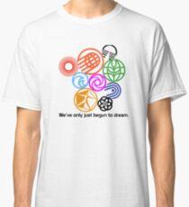 Epcot Center Classic Pavilion Logos  Classic T-Shirt