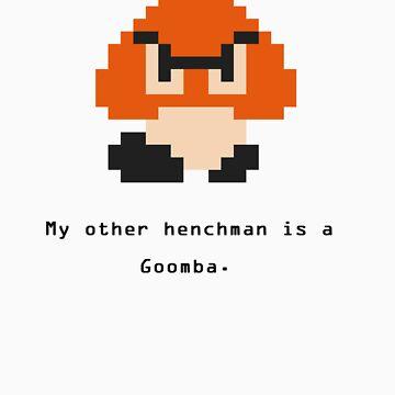 Goomba by bamseyboy