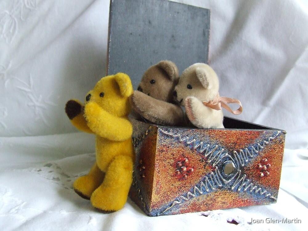 Let Me In The Box!!! by Joan Glen-Martin