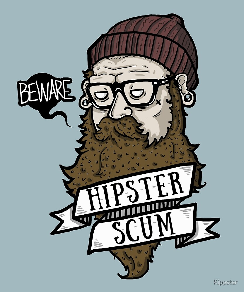 BEWARE!  by Kippster