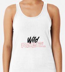Wild Rebel Racerback Tank Top