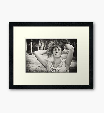 Stefanie Framed Print
