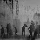 Fountain by weglet