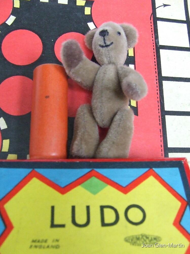King of Ludo World by Joan Glen-Martin