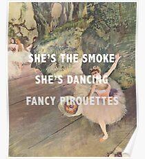 a ballet Poster