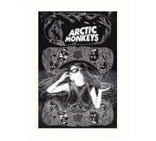 Arctic Monkeys Art Print