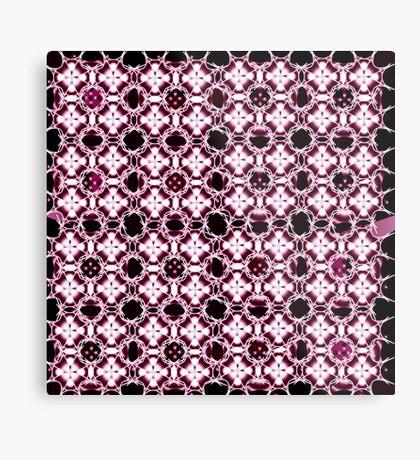 Pattern #4 Metal Print