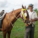 Cuban Farmer by karenkirkham