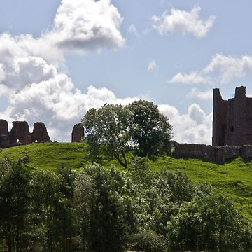 Brough Castle by tomg