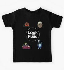NDVH Look and Read Kids Tee