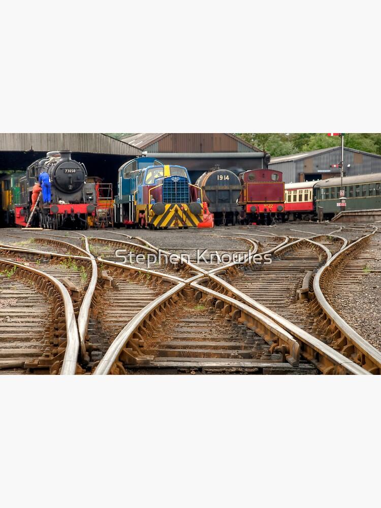 Wansford Train Yard HDR by stephenknowles