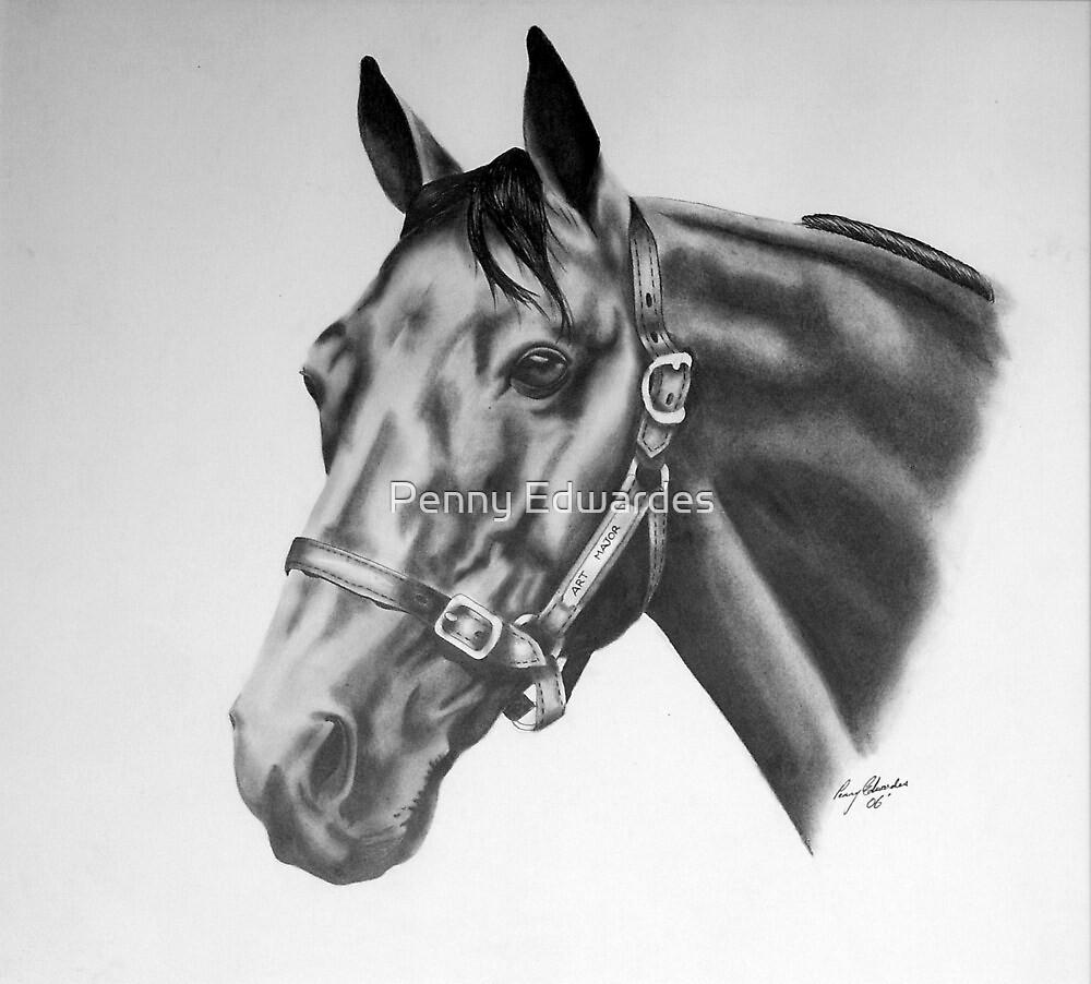 Horse by Penny Edwardes