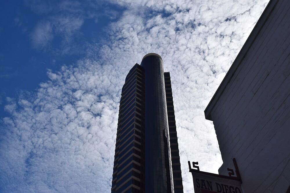 Skyscraper by Willcav