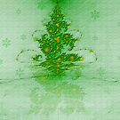 Oh Christmas Tree by Lynda K Cole-Smith