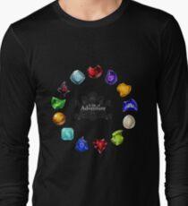 A Life of Adventure Long Sleeve T-Shirt