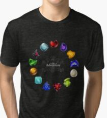 A Life of Adventure Tri-blend T-Shirt