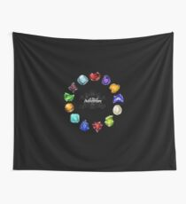 A Life of Adventure Wall Tapestry
