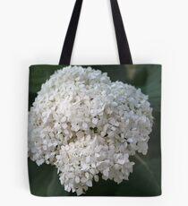 White Hydrangea I Tote Bag