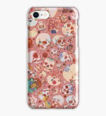 Skull Doodles iPhone Case/Skin